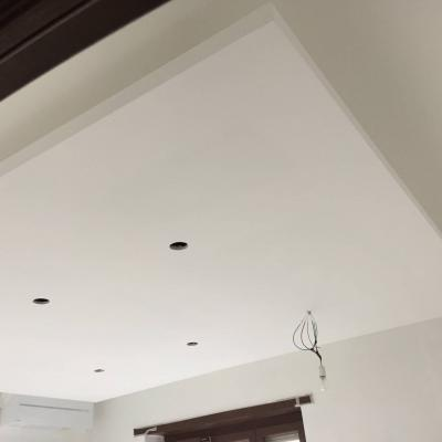 Cartongesso Soffitto Sospeso Finitura